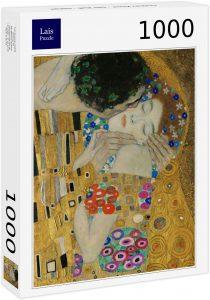 Los mejores puzzles del Beso de Gustav Klimt - Puzzle de 1000 piezas del Beso de Gustav Klimt de Lais