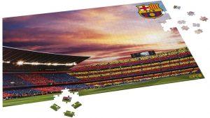 Los mejores puzzles del FC Barcelona del Camp Nou - Puzzle del Camp Nou del Barça de 500 piezas