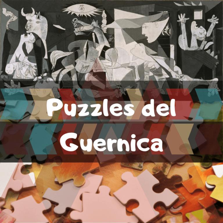 Los mejores puzzles del Guernica de Pablo Picasso