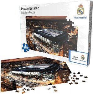 Los mejores puzzles del Real Madrid del Santiago Bernabeu - Puzzle del Santiago Bernabeu de 500 piezas