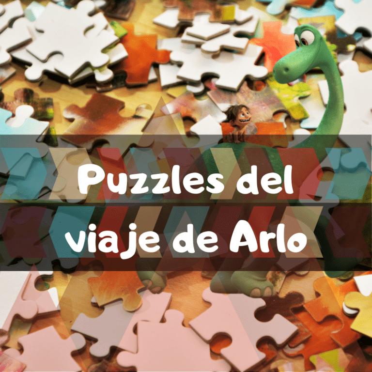 Los mejores puzzles del Viaje de Arlo