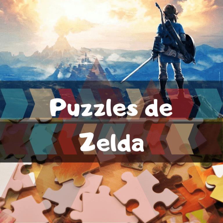 Los mejores puzzles de Zelda