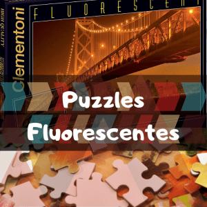 Los mejores puzzles fluorescentes que brillan en la oscuridad - Puzzles fluorescentes - Puzzles que brillan en la oscuridad