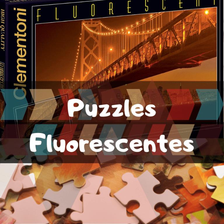 Lee más sobre el artículo Los mejores puzzles fluorescentes que brillan en la oscuridad