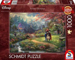 Puzzle de Mulán de 1000 piezas de Schmidt - Los mejores puzzles de Schmidt de Mulan