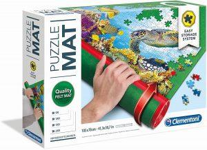 Tapete para puzzles de Clementoni - Los mejores tapetes para puzzles que comprar por internet - Comprar tapete para puzzle