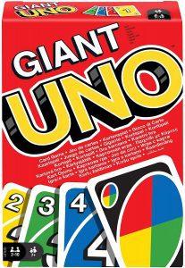 UNO Gigante - Juegos de mesa de UNO de cartas - Los mejores juegos de mesa de UNO