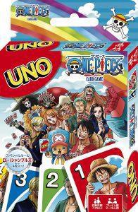UNO One Piece japonés - Juegos de mesa de UNO de cartas - Los mejores juegos de mesa de UNO