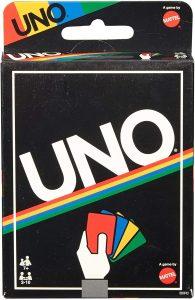 UNO Retro - Juegos de mesa de UNO de cartas - Los mejores juegos de mesa de UNO