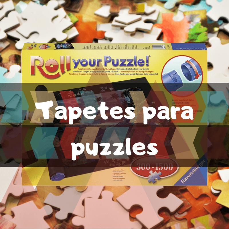 los mejores tapetes para puzzles