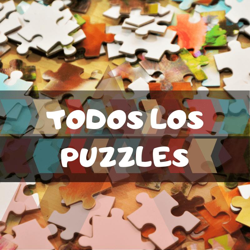 Guía de puzzles - Recopilación de puzzles