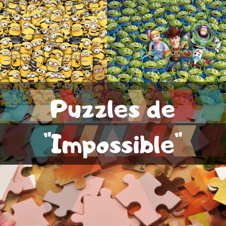 Lee más sobre el artículo Los mejores puzzles Impossible