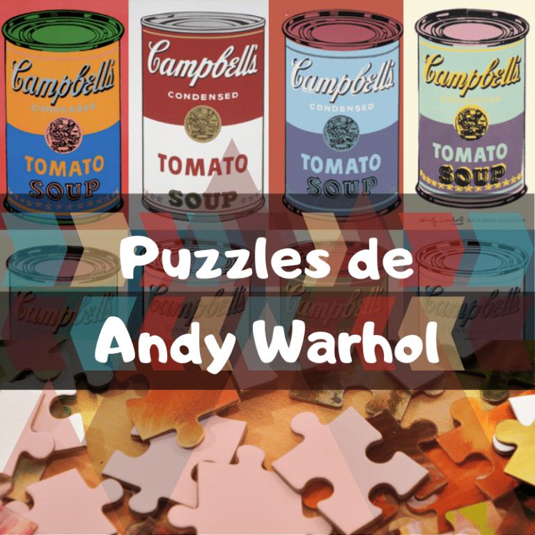 Los mejores puzzles de Andy Warhol