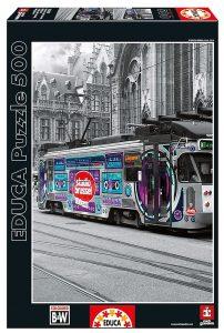 Los mejores puzzles de Bélgica - Puzzle de Gante de 500 piezas de Educa