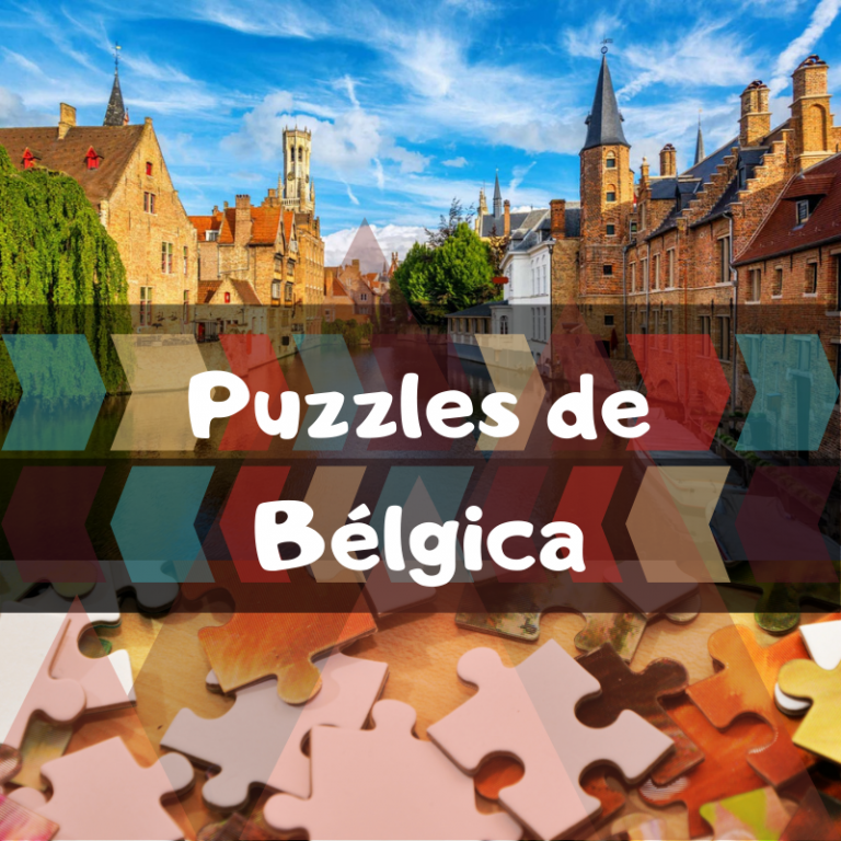 Los mejores puzzles de Bélgica