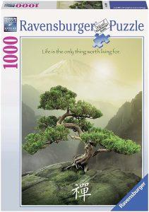 Los mejores puzzles de Buda - Puzzle de Árbol Zen de 1000 piezas de Ravensburger
