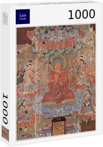 Los mejores puzzles de Buda - Puzzle de Buda de pintor Chino del Siglo VIII de 1000 piezas de Lais