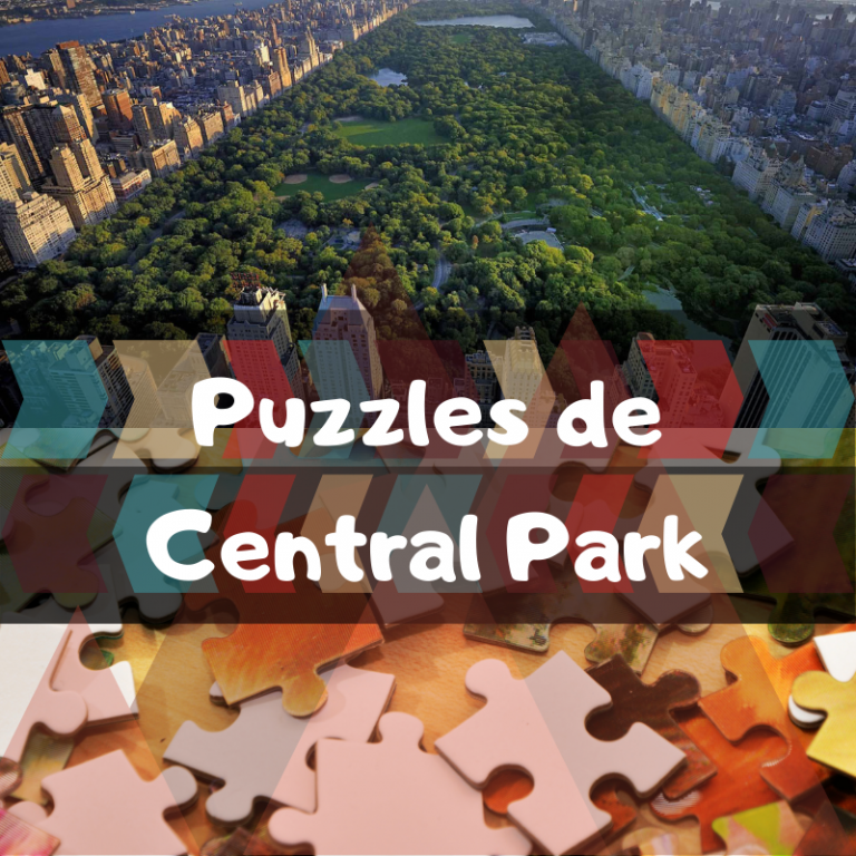 Los mejores puzzles de Central Park