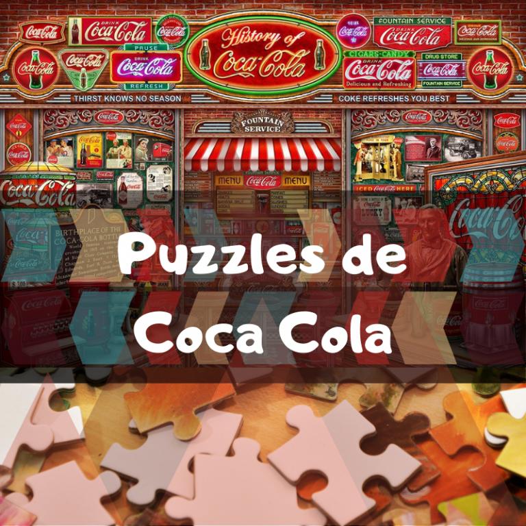 Lee más sobre el artículo Los mejores puzzles de Coca Cola