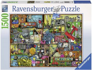 Los mejores puzzles de Colin Thompson - Puzzle de Colin Thompson de 1500 piezas de Ravensburger