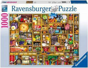 Los mejores puzzles de Colin Thompson - Puzzle de Colin Thompson de Aparador de 1000 piezas de Ravensburger