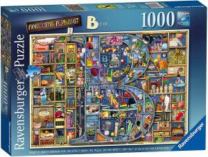 Los mejores puzzles de Colin Thompson - Puzzle de Colin Thompson de B de 1000 piezas de Ravensburger