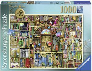 Los mejores puzzles de Colin Thompson - Puzzle de Colin Thompson de The Cupboard de 1000 piezas de Ravensburger