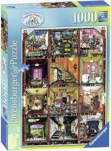 Los mejores puzzles de Colin Thompson - Puzzle de Colin Thompson de la casa de 1000 piezas de Ravensburger