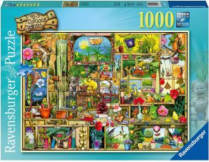 Los mejores puzzles de Colin Thompson - Puzzle de Colin Thompson de plantas de 1000 piezas de Ravensburger