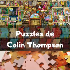 Los mejores puzzles de Colin Thompson - Puzzles de Colin Thompson - Puzzle de Colin Thompson