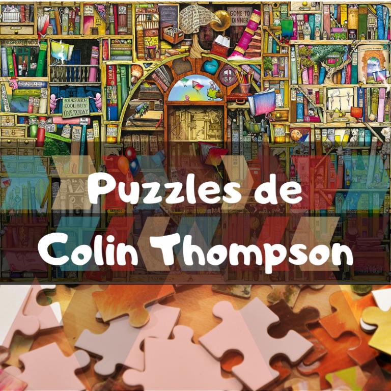 Los mejores puzzles de Colin Thompson
