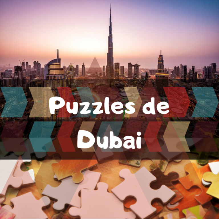 Los mejores puzzles de Dubái