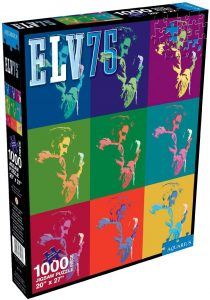 Los mejores puzzles de Elvis Presley - Puzzle de Elvis Presley de 75 legends de 1000 piezas de NMR