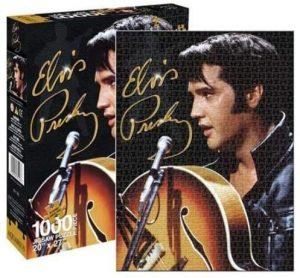 Los mejores puzzles de Elvis Presley - Puzzle de Elvis Presley del 68 de 1000 piezas de NMR