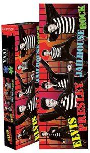 Los mejores puzzles de Elvis Presley - Puzzle de Panorama de Elvis Presley de 1000 piezas de Aquarius