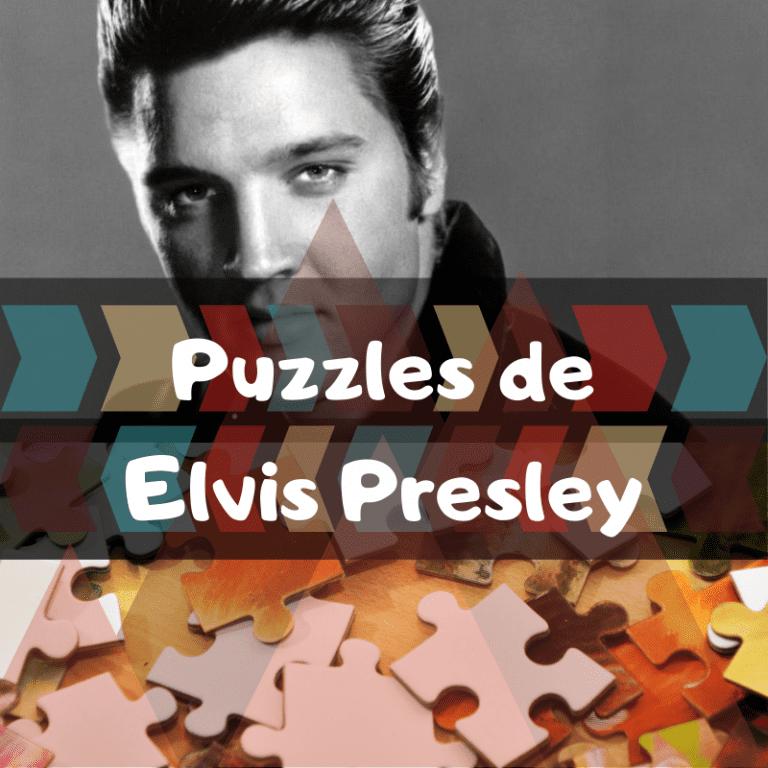 Los mejores puzzles de Elvis Presley