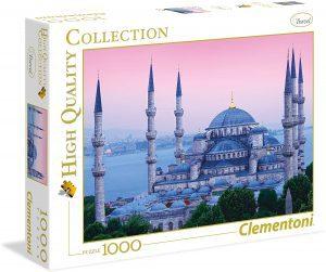 Los mejores puzzles de Estambul - Puzzle de Estambul de 1000 piezas de Clementoni