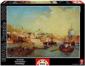 Los mejores puzzles de Estambul - Puzzle de Golden Estambul de 1000 piezas de Educa