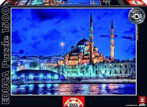 Los mejores puzzles de Estambul - Puzzle de Mar De Mármara de 1000 piezas de Educa