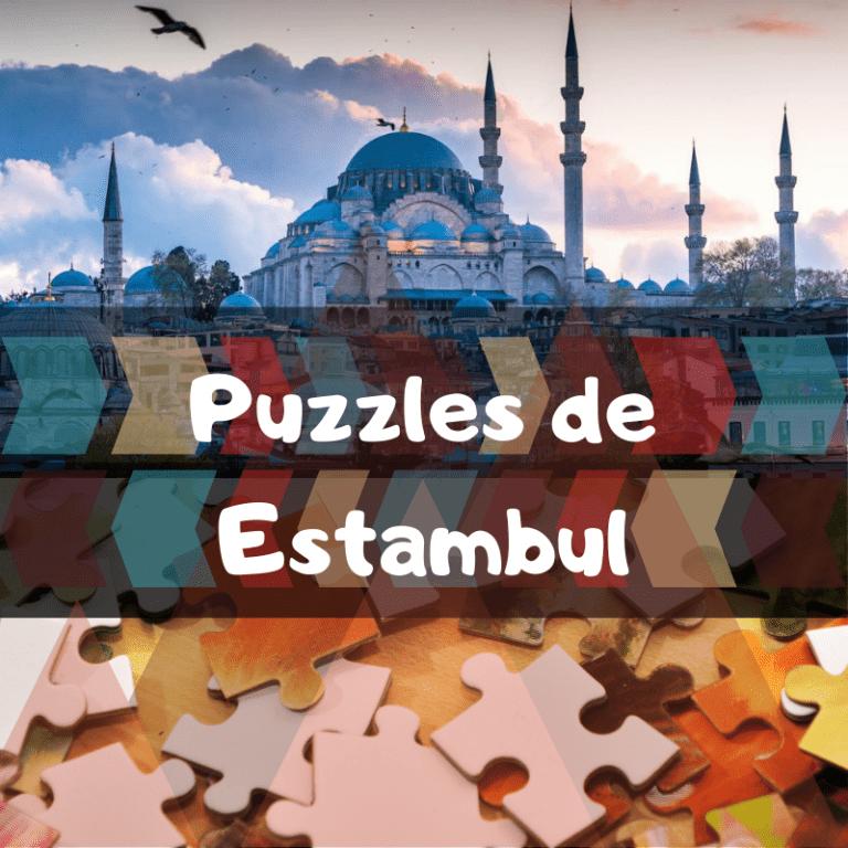 Los mejores puzzles de Estambul