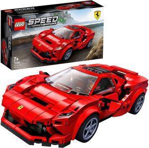 Los mejores puzzles de Ferrari - Puzzle de Ferrari de 275 piezas de LEGO