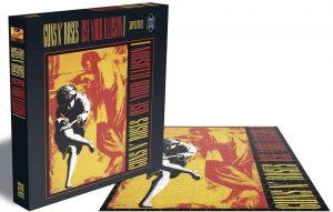Los mejores puzzles de Guns and Roses - Puzzle de Guns and Roses de Use Your Illusion I de 500 piezas