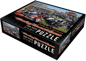 Los mejores puzzles de Harley Davidson - Puzzle de Harley Davidson de 1000 piezas de Collector