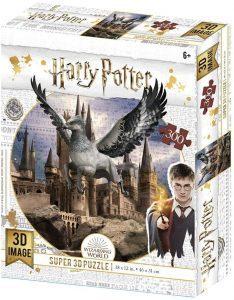 Los mejores puzzles de Harry Potter - Puzzle de Buckbead de 300 piezas de Wizarding World - Personajes del Universo de Harry Potter
