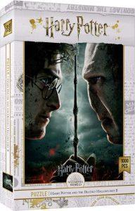Los mejores puzzles de Harry Potter - Puzzle de Harry Potter vs Voldemort de 1000 piezas de Ravensburger - Personajes del Universo de Harry Potter