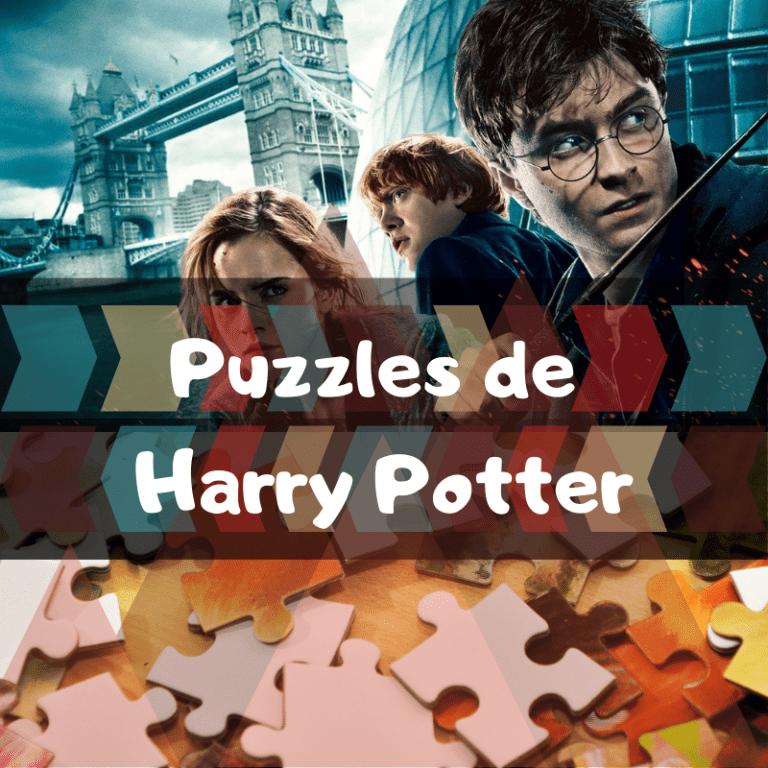 Los mejores puzzles de Harry Potter