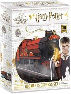 Los mejores puzzles de Harry Potter en 3D - Puzzle de Hogwarts Express de Harry Potter en 3D - Puzzles en 3D