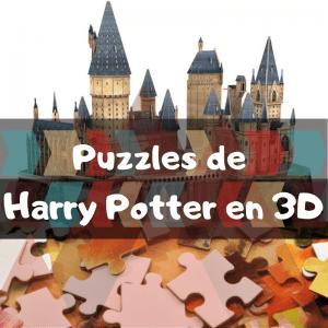 Los mejores puzzles de Harry Potter en 3D - Puzzles de Harry Potter en 3D - Puzzles de personajes de Harry Potter