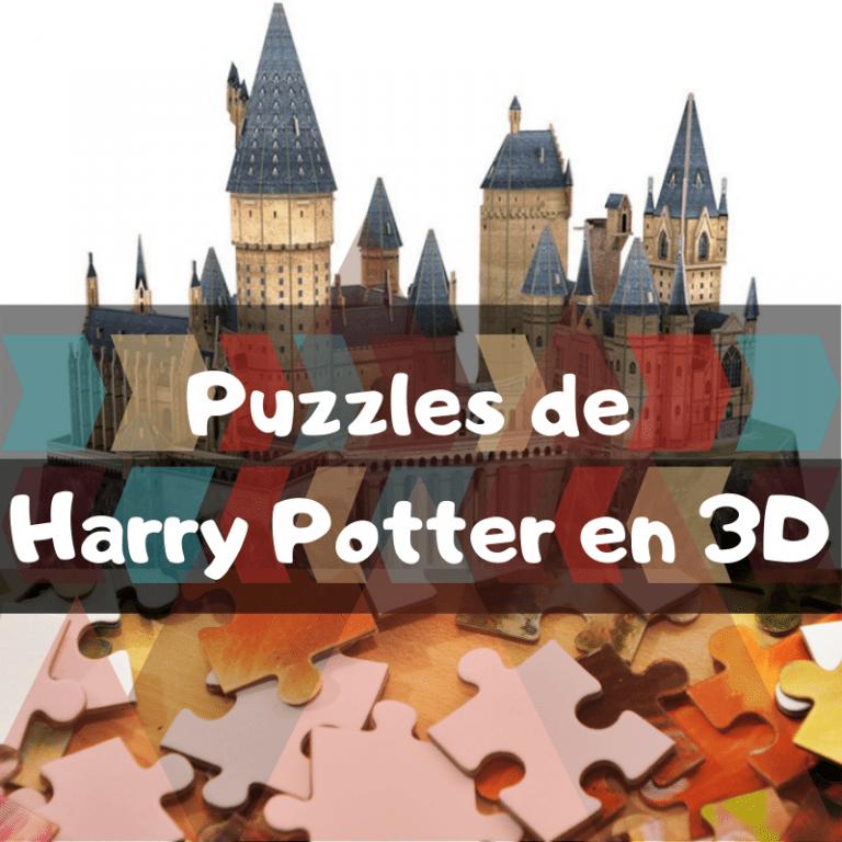Lee más sobre el artículo Los mejores puzzles de Harry Potter en 3D