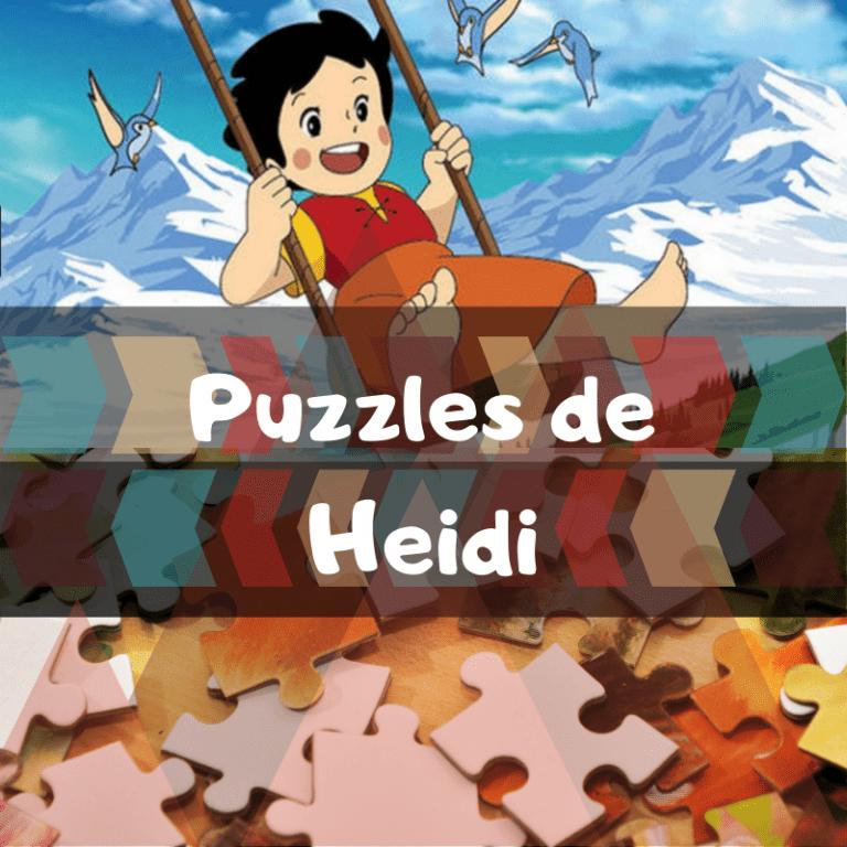 Los mejores puzzles de Heidi